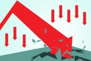 """避险情绪骤然升温!美股美债收益率""""飞流直下"""" 比特币重挫6%、其将大跌至2万美元?"""