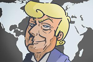 突发!特朗普发推称:将签署行政命令暂停移民进入美国