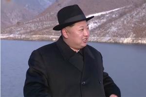 全世界都在找他他却在悠然度假?最新卫星图像显示:金正恩或正在一豪华海滨度假胜地