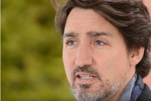 特鲁多再度强调加拿大人被公诉是政治决定 中国认为疫情时不适合探访