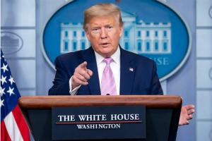 """总统大选的又一张牌?特朗普指控奥巴马犯下""""叛国罪"""""""