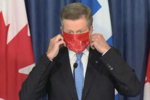 最新消息!多伦多通过强制法令:市民在室内公共场所需佩戴口罩