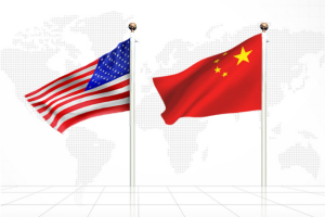 """美国国务院警告在华公民""""被任意拘留""""的风险增加、美国驻华使领馆用了一张PS照片?中国外交部回应"""