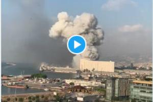 """""""恐怖秀""""!黎巴嫩首都大爆炸已致70余人死亡 特朗普:看起来像是""""可怕的袭击"""""""