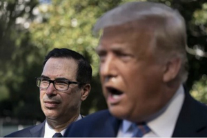 """美媒""""泄密"""":白宫贸易顾问和美财长曾就TikTok在特朗普面前发生冲突"""