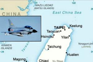 突发消息!台湾军方:解放军战机飞越台湾海峡中线 台军首次承认出动地面导弹监控