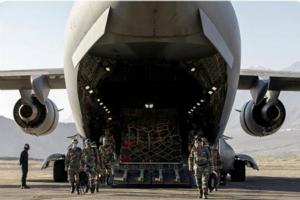 中印边境冲突最新消息!印军在寒冬来临前向中印边境运送超过15万吨物资
