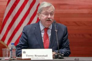 突然被特朗普召回,美国驻华大使最后一场记者会谈中美关系:称赞中美一阶段贸易协议