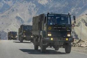中印边境冲突最新消息!印度高官:拉达克东部的10个巡逻点被解放军封锁