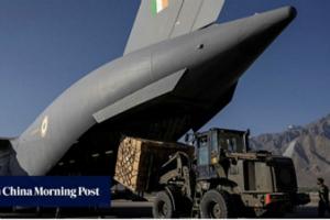 中印边境局势最新消息!南华早报:严冬将至 中国和印度为边境军队运送过冬物资