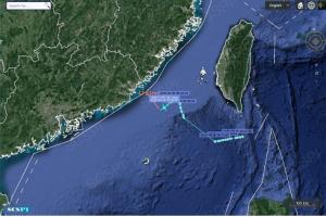 南海局势最新消息!美军又派军机侦察南海 最近距广东沿海仅47.81海里 刷新抵近侦察距离最近记录