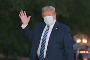 最新消息!白宫推动本周被取消的第二轮总统大选辩论如期举行
