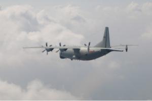 台海局势最新消息!解放军机三天內第五次再现台湾 海南岛西部海域将进行实弹演练