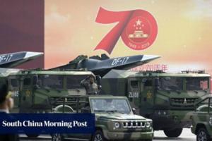 台海局势最新消息!南华早报:解放军在东南沿海部署东风-17超音速导弹 目标打台湾