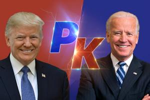 美国大选紧锣密鼓进行中、白宫周围开始封锁 大选之日特朗普和拜登将这样度过