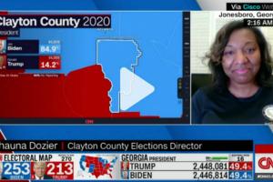优势选票缩小至463张!CNN:这一个县恐让特朗普总统之路陷入严重危险中