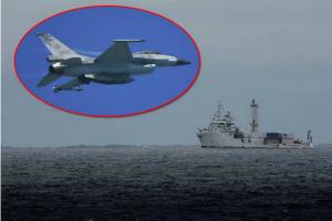 台海最新消息!失联台军F-16战机黑匣子位置已被确认 待天气转好将进行打捞