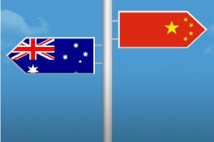 """中澳关系!中国告诉澳大利亚:不要把我们当作威胁 否则我们""""不会接电话"""""""