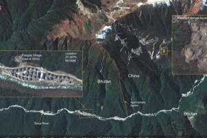 中印边境冲突最新消息!外媒:卫星图像似乎显示中国在中印争议边界大兴土木