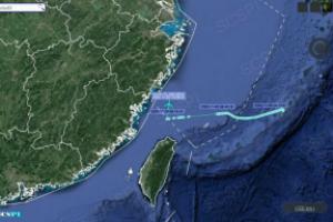 中美最新消息!美国民用侦察机抵近侦察 距中国大陆仅73.1公里 刷新最短距离记录