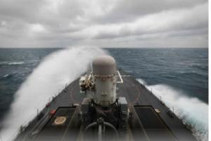 台海局势最新消息!港媒:美国两艘驱逐舰今晨穿航台湾海峡 为一年半以来首次