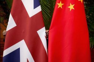 中英最新消息!英调查称41%受访者视中国为严重威胁 中国外交部:媒体蒙蔽民众