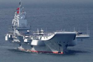 台海局势最新消息!中国航母战斗群正在台湾附近演习 中国海军:训练将会常态化