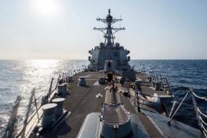 再次剑指中国!美日法澳印五国举行海上联合军演 以对抗中国影响力