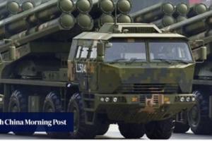 震慑印度!解放军首次证实在中印边界部署远程火箭系统