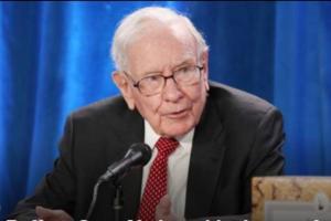 最新消息!CNBC:巴菲特称若自己卸任,副董事长阿贝尔将是接班人