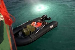 两岸最新消息!中国大陆偷渡客驾橡皮艇渡台海 台军称侦搜目标仍有限制