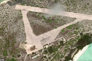中国军情最新动态!英媒:中国计划改造距夏威夷1800英里的美国废弃机场 可以部署战斗机和侦察机