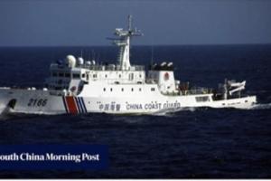 中日最新消息!日媒:2艘中国海警船在钓鱼岛日本领海内航行21小时