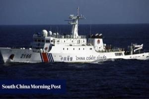 中日最新消息!中国海警船去年在钓鱼岛活动333天 创下历史新高