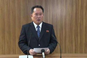 最新消息!朝鲜外相:朝鲜不考虑与美国进行任何接触 此前金与正:美国希望与朝鲜恢复对话是痴心妄想