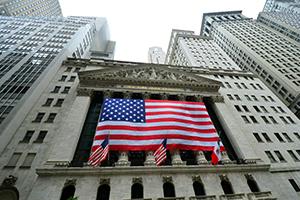 美股盘中:美债收益率下降重创金融股 高通与华为达成协议股价大涨