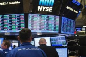美股盘中:非农报告强于预期但投资者仍担心刺激政策 美股涨势难续情绪紧张
