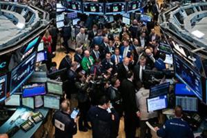 美股盘中:大盘股疲软拖累纳指回撤 巴菲特终定接班人市场很买单